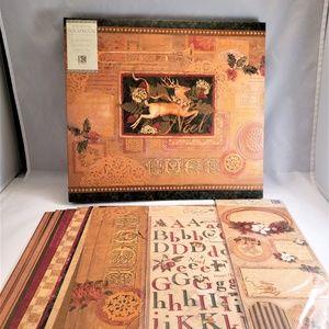 K & Company Christmas Scrapbook Kit